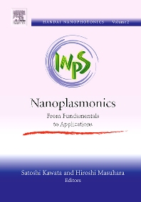 Cover image for Nanoplasmonics