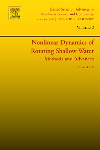 Cover image for Nonlinear Dynamics of Rotating Shallow Water: Methods and Advances