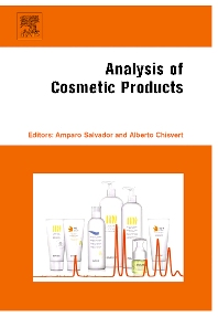 Analysis of Cosmetic Products, 1st Edition,Alberto Chisvert,Amparo Salvador,ISBN9780444522603