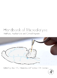 Cover image for Handbook of Microdialysis