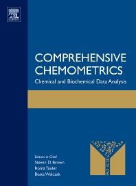 Cover image for Comprehensive Chemometrics