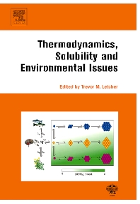 Cover image for Thermodynamics, Solubility and Environmental Issues