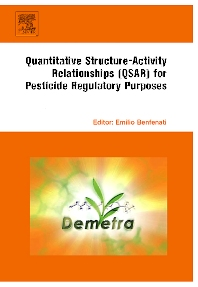 Cover image for Quantitative Structure-Activity Relationships (QSAR) for Pesticide Regulatory Purposes