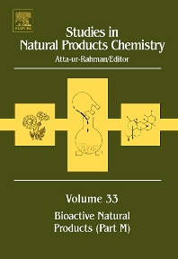Studies in Natural Products Chemistry, 1st Edition, Atta-ur-Rahman,ISBN9780444527172