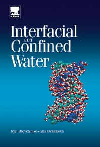 Cover image for Interfacial and Confined Water
