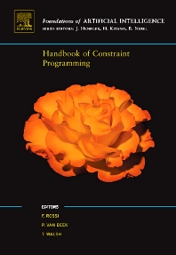 Cover image for Handbook of Constraint Programming