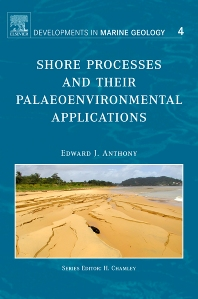 Cover image for Shore Processes and their Palaeoenvironmental Applications
