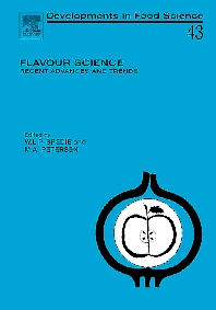 Cover image for Flavour Science