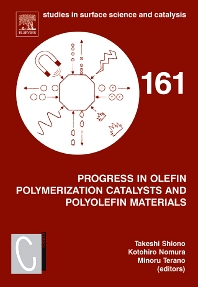 Cover image for Progress in Olefin Polymerization Catalysts and Polyolefin Materials