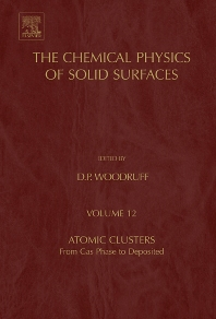 Atomic Clusters, 1st Edition,D. Woodruff,ISBN9780444527561