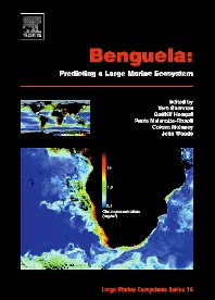 Cover image for Benguela: Predicting a Large Marine Ecosystem