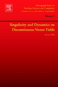 Singularity and Dynamics on Discontinuous Vector Fields