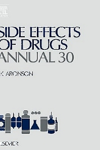 Cover image for Side Effects of Drugs Annual