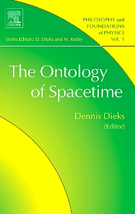 Cover image for The Ontology of Spacetime