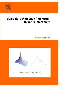 Cover image for Elementary Methods of Molecular Quantum Mechanics