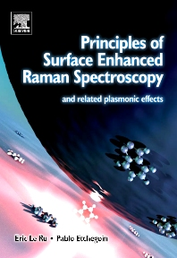 Cover image for Principles of Surface-Enhanced Raman Spectroscopy