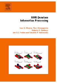 Cover image for NMR Quantum Information Processing