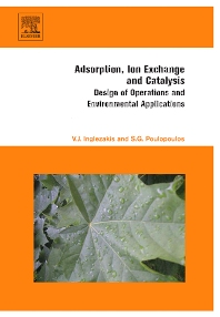 Adsorption, Ion Exchange and Catalysis - 1st Edition - ISBN: 9780444550798, 9780080463667
