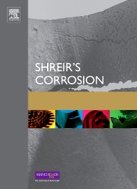 Cover image for Shreir's Corrosion