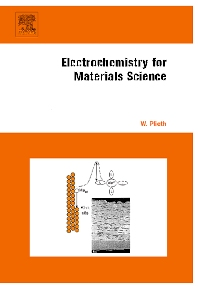 Cover image for Electrochemistry for Materials Science