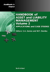Handbook of Asset and Liability Management
