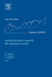 Cover image for Particle Physics beyond the Standard Model