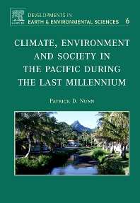Cover image for Climate, Environment, and Society in the Pacific during the Last Millennium