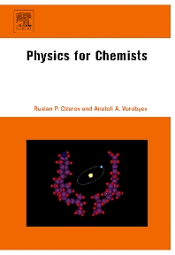 Cover image for Physics for Chemists
