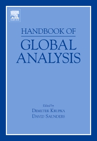 Cover image for Handbook of Global Analysis