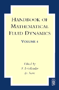 Handbook of Mathematical Fluid Dynamics, 1st Edition,S. Friedlander,D. Serre,ISBN9780444528346