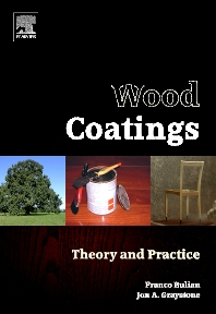 Cover image for Wood Coatings