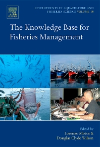 Cover image for The Knowledge Base for Fisheries Management