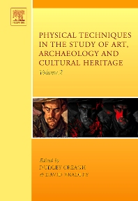 Book Series: Physical Techniques in the Study of Art, Archaeology and Cultural Heritage
