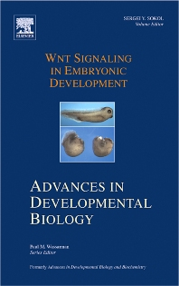 Wnt Signaling in Embryonic Development, 1st Edition,Sergei Sokol,ISBN9780444528742