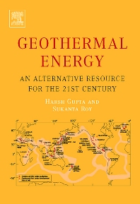 Geothermal Energy, 1st Edition,Harsh Gupta,Sukanta Roy,ISBN9780444528759