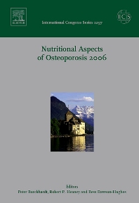 Cover image for Nutritional Aspects of Osteoporosis 2006, ICS 1297
