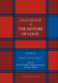 Inductive Logic, 1st Edition,Dov M. Gabbay,John Woods,Stephan Hartmann,ISBN9780444529367