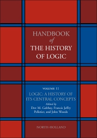 Cover image for Logic: A History of its Central Concepts