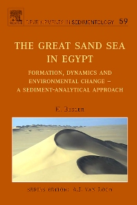 The Great Sand Sea in Egypt, 1st Edition,H. Besler,ISBN9780444529411