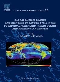 Cover image for Global Climate Change and Response of Carbon Cycle in the Equatorial Pacific and Indian Oceans and Adjacent Landmasses