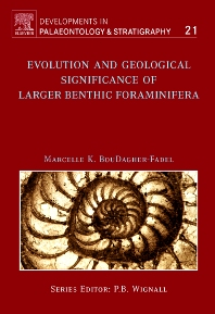 Cover image for Evolution and Geological Significance of Larger Benthic Foraminifera