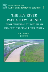 Cover image for The Fly River, Papua New Guinea