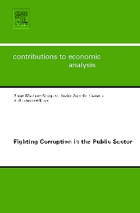 Fighting Corruption in the Public Sector - 1st Edition - ISBN: 9780444529749
