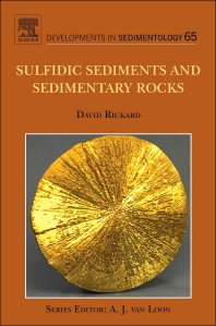 Sulfidic Sediments and Sedimentary Rocks, 1st Edition,David Rickard,ISBN9780444529893