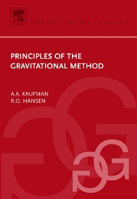 Cover image for Principles of the Gravitational Method