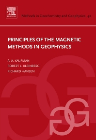 Cover image for Principles of the Magnetic Methods in Geophysics
