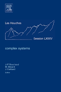 Cover image for Complex Systems