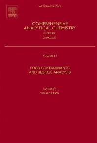 Food Contaminants and Residue Analysis, 1st Edition,Yolanda Picó,ISBN9780444530196