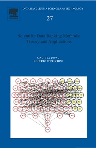 Scientific Data Ranking Methods - 1st Edition - ISBN: 9780444530202, 9780080931937