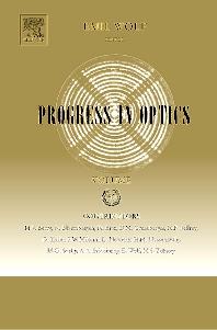 Progress in Optics, 1st Edition,Emil Wolf,ISBN9780444530233